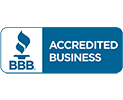Better Business Bureau® Logo | Breaux's Heating & Air Conditioning Service, INC.